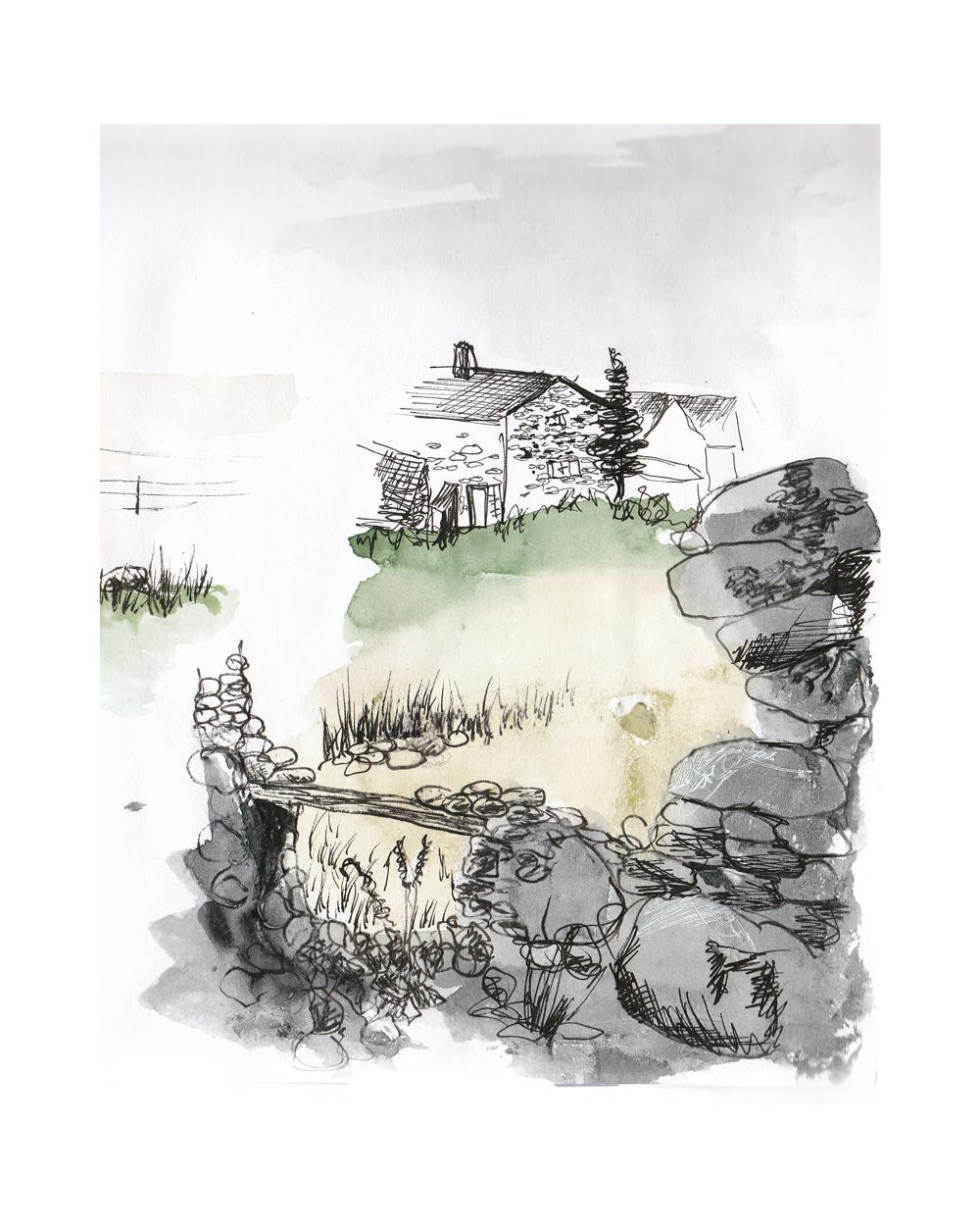 paysagiste clermont ferrand dessin sur site 1