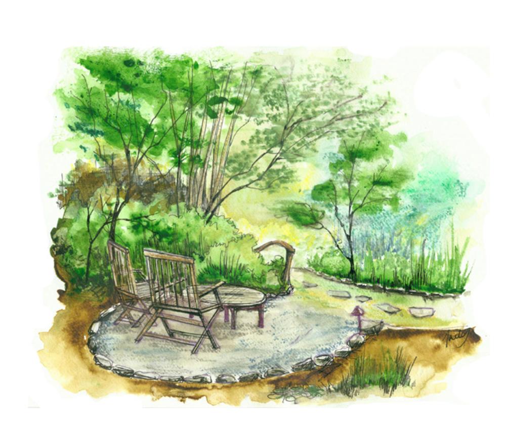 paysagiste clermont ferrand représenter un jardin 3