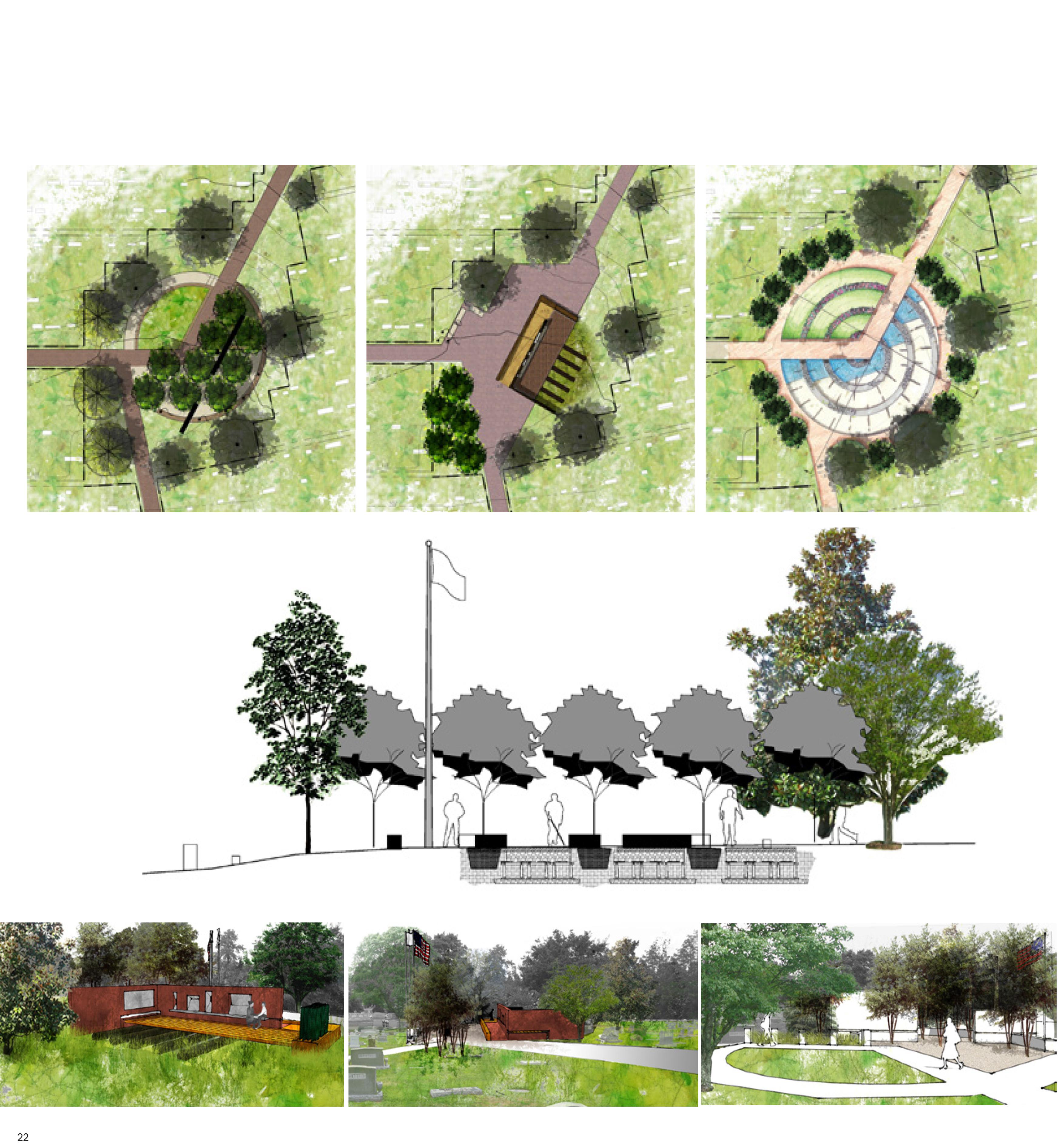 Un espace public pour une mémoire commune paysagiste Clermont-Ferrand 2