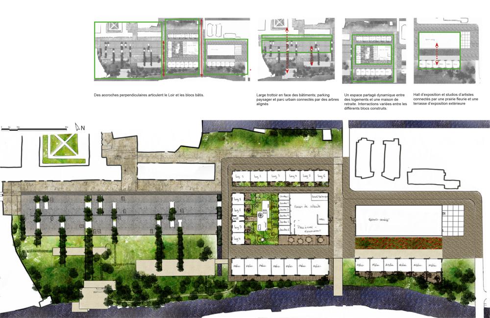 d 39 un ancien camp militaire un nouveau quartier lmp. Black Bedroom Furniture Sets. Home Design Ideas