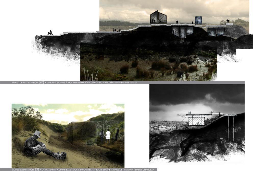 Habitat éphémère en Nouvelle Zélande LMP paysagiste Clermont-Ferrand 2