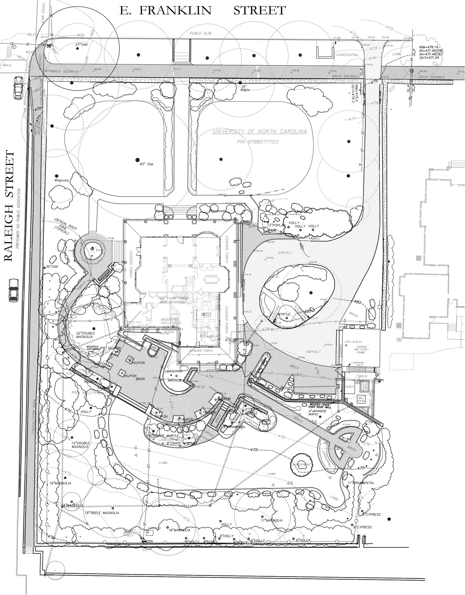 Jardin classique vs extension architecturale paysagiste Clermont-Ferrand 4