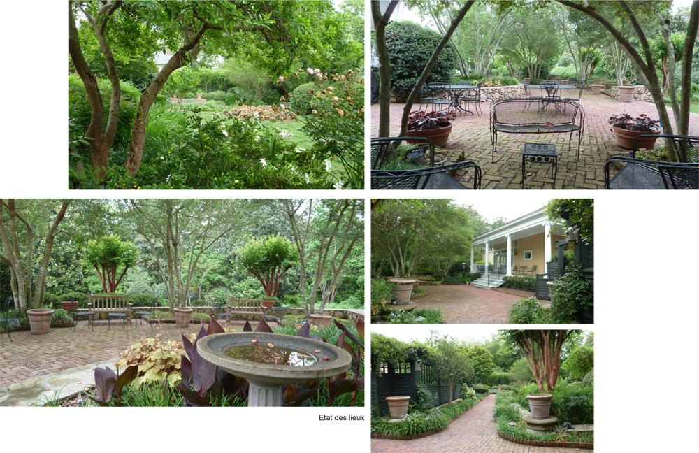 Jardin classique vs extension architecturale paysagiste Clermont-Ferrand