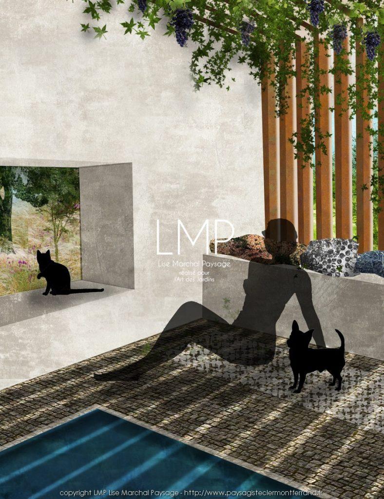 jardin concept porosite limites paysagiste Clermont-Ferrand 3