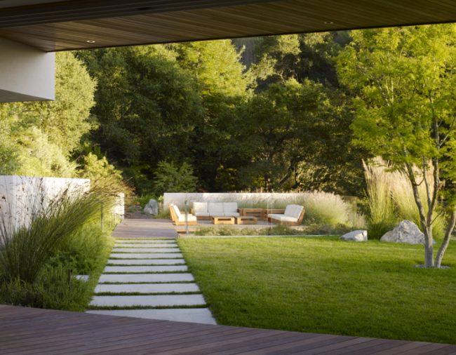 jardin contemporain paysagiste Clermont-Ferrand 2
