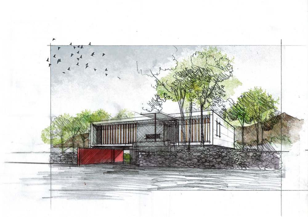 mises en couleurs de vues de projet sycomore architectes paysagiste clermont ferrand 8