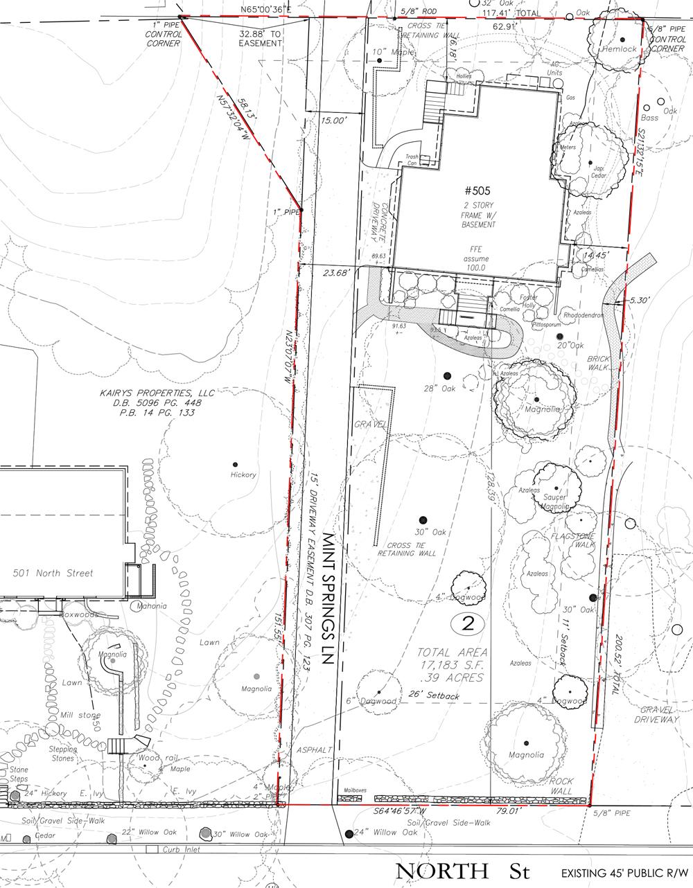 Repenser l'accès à la maison et le stationnement paysagiste Clermont-Ferrand