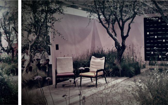 Stands paysager au salon Maison et Objet de Paris paysagiste Clermont-Ferrand 4